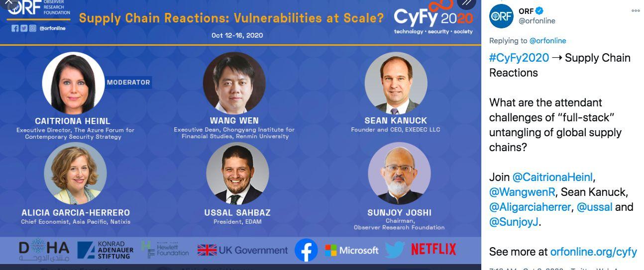 CyFy 2020